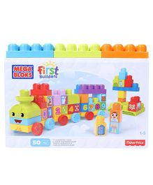 Mega Bloks First Builders Learning Game