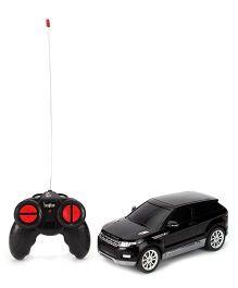 Mitashi Dash Landrover Evoque BO Remote Control Car -Black