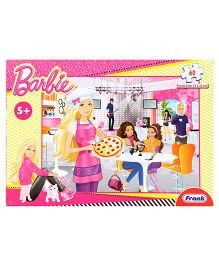 Barbie Puzzles 60 Pieces - Multicolor