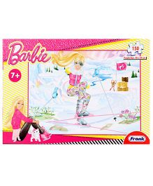 Barbie Puzzles 150 Pieces - Multicolor