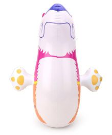 Suzi Hit Me Jr Inflatable Bear - 58 Cm