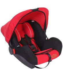 1st Step Rear Facing Car Seat - Black and Red