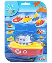 Simba - World of Toys  Y.R.W. Boat
