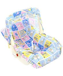 Infanto Babylove Carry Rocker 045A - Pastel Blue