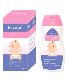 Cradela Eczego Eczema Repair Baby Lotion - 100 ml