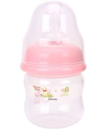 Disney Polypropylene Feeding Bottle Pink - 2 Oz