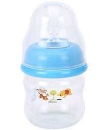 Disney Polypropylene Feeding Bottle Blue - 2 Oz