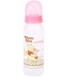 Disney Polypropylene Feeding Bottle Pink - 8 Oz