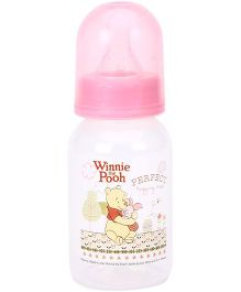 Disney Polypropylene Feeding Bottle Pink - 4 Oz