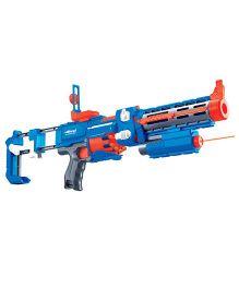 Mitashi Bang Laser Osprey Toy Gun - Blue