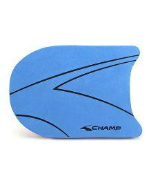 Champ Swimming Kick Board - Blue