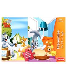 MGM Tom and Jerry Frenemies Puzzle Set