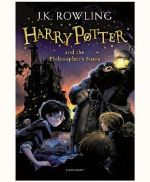 Harry Potter And The Philosophers Stone New Jacket - English