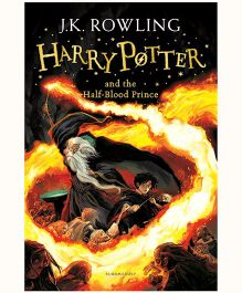 Harry Potter and the Half-Blood Prince New Jacket - English