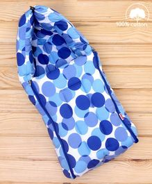 Babyhug Sleeping Bag Polka Dots - Blue