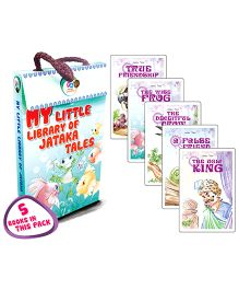 My Little Library of jataka Tales