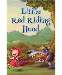 Little Red Riding Hood Story Book - English