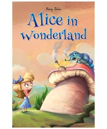 Alice In Wonderland Story Book - English