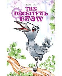 The Deceitful Crow Story Book - English