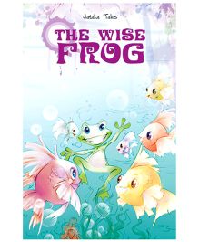 The Wise Frog Story Book - English
