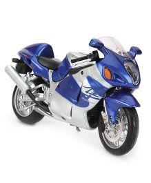 Maisto Motorcycle Honda CBR 1000RR Model - Blue