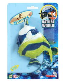 Simba Nature World Fish Green - Blue