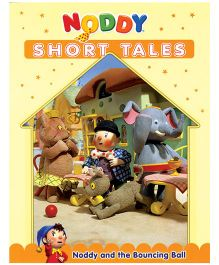 Noddy And The Bouncing Ball Story Book - English