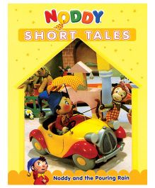 Noddy And The Pouring Rain Story Book - English