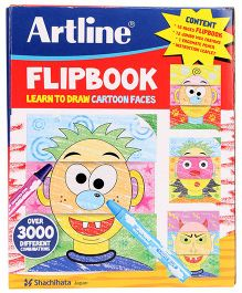 Artline Flip Book - 15 pages