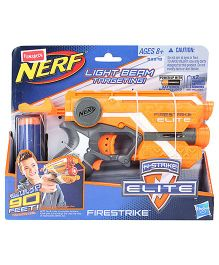 Nerf N Strike Funskool Elite Firestrike Blaster Gun - Orange