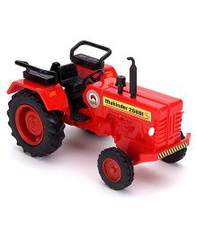 Centy Mahindra 250DI Pull Back Action Toy Tractor - Red