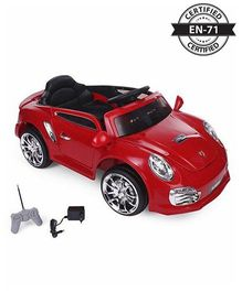 Babyhug Dream Car 6V Rechargeable Battery Operated Ride On - Red