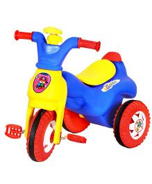 Playtool Spider Baby Tricycle - Red Yellow And Blue