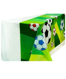 Partymanao Table Cover Football Print