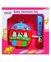 Farlin - Baby Electronic Toy Doggy Pian