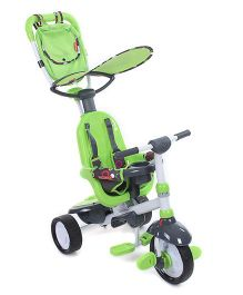 Fisher Price Charisma Tricycle - Green