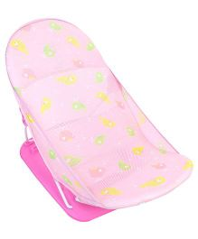 Mastela Baby Bather Fish Print - Pink