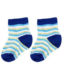 Little's Baby Socks (Color And Design May Vary)
