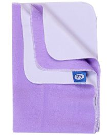 Little's Easy Dry Bed Protector Purple - Small
