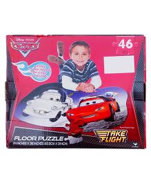 Disney Pixar Cars Around Me Floor Puzzle - 46 Pieces