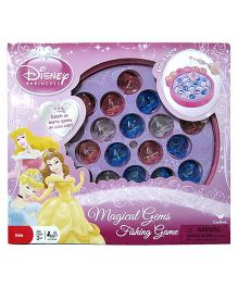 Disney Princess Magical Gems Fishing Game