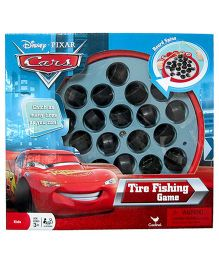 Disney Cars Tyre Fishing Game