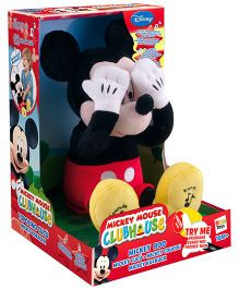 IMC  Disney Mickey Boo Soft Toy - 30 cm