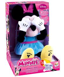 IMC  Disney Minnie Boo Soft Toy - 30 cm