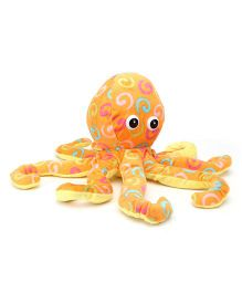 Play And Pets Octopus Orange - Length 35 cm