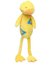 Play And Pets Duck Soft Toy Yellow - Length 36 cm