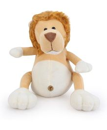 Play N Pets Sitting Lion Soft Toy - 27 cm