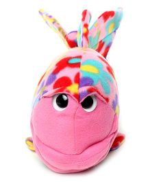 Play N Pets Fish Soft Toy Pink - Length 42 cm