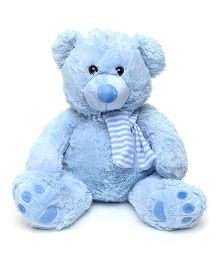 Play And Pets Teddy Blue - Height 40 cm