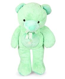 Play N Pets Teddy Bear Soft Toy Light Green - Height 100 cm
